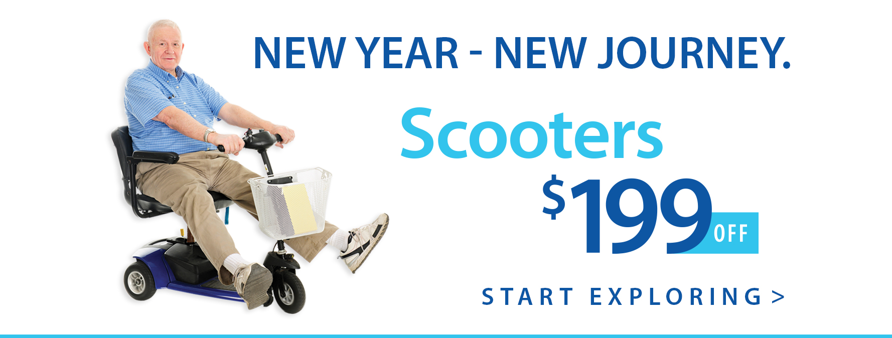 $199 off Scooters - Start Exploring!