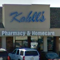 Kohll's Rx Millard Location