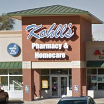 Kohll's Rx South Omaha Location