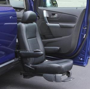KohllsRX Wheelchair Vans Valet Seat