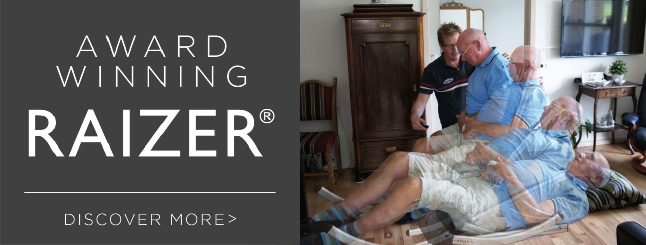 Learn more about the Award Winning Raizer lift chair