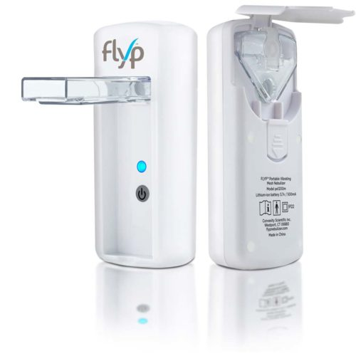 Flyp Portable Nebulizer Compressor Starter Kit