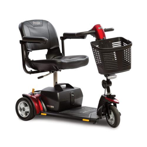 Go-Go Elite Traveller® 3-Wheel Electric Scooter