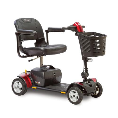 Go-Go Elite Traveller® 4-Wheel Electric Scooter