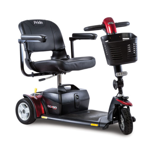 Go-Go® Sport 3-Wheel Electric Scooter