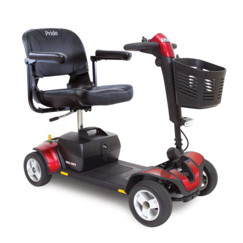 Go-Go® Sport 4-Wheel Electric Scooter