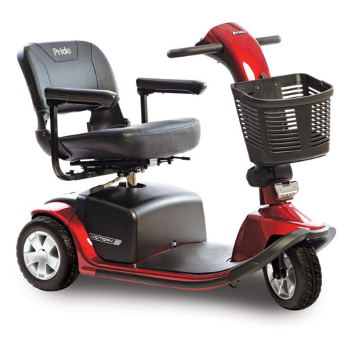 Victory® 10 3-Wheel Electric Scooter