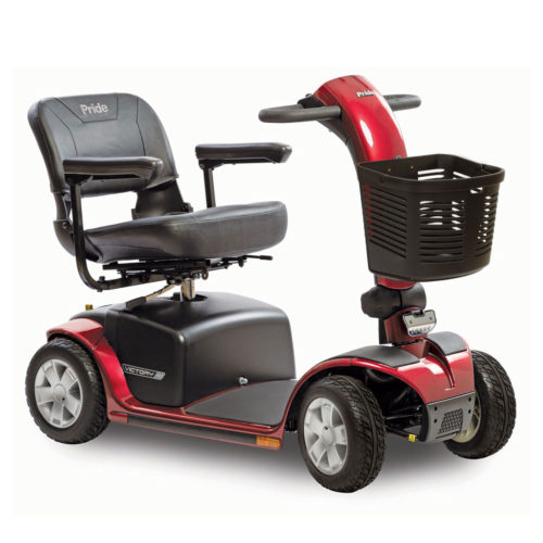 Victory® 10 4-Wheel Electric Scooter