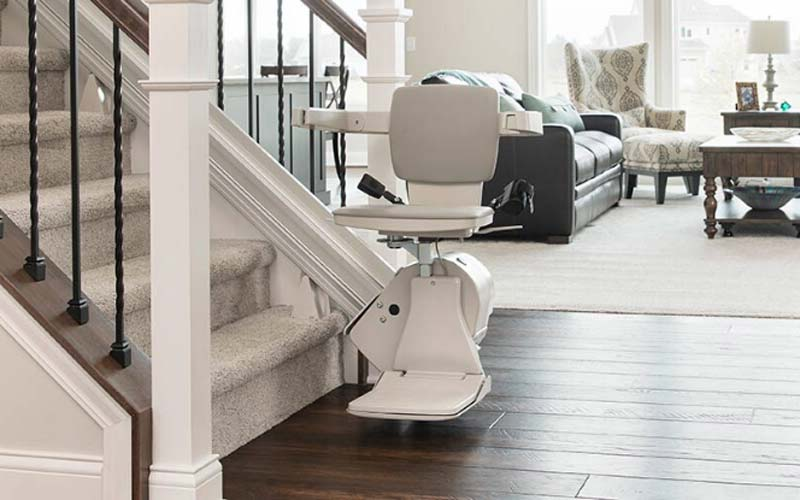 Bruno Elan Stair Lift from Kohll's Rx