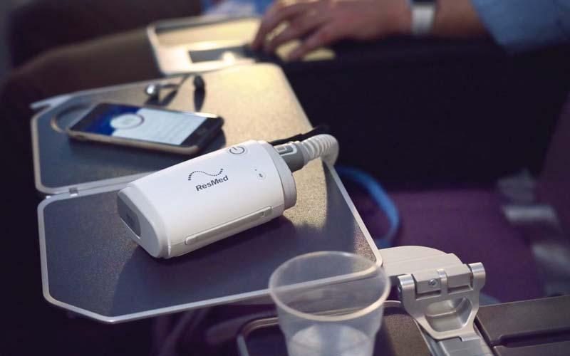 Portable CPAP/BIPAP Options